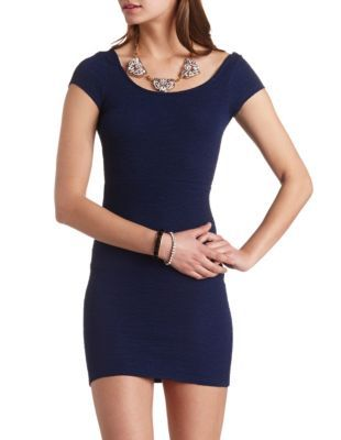 Day to Night: Charlotte Russe Body Con Dress