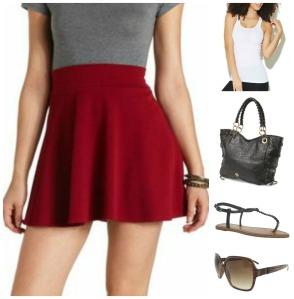 burgandy skirt collage.jpeg