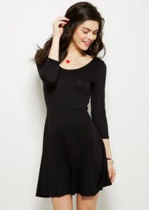 evelyn's dress