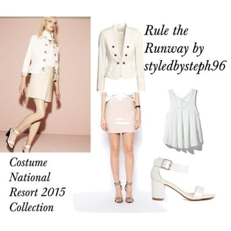 rule the runway costume national resort 2015  styledbysteph96
