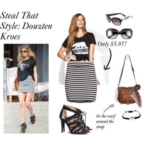 steal that style douzten kroes, styledbysteph96