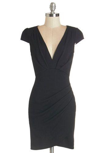 black dress from mod cloth, sorority rush round four, preference round, styledbysteph96