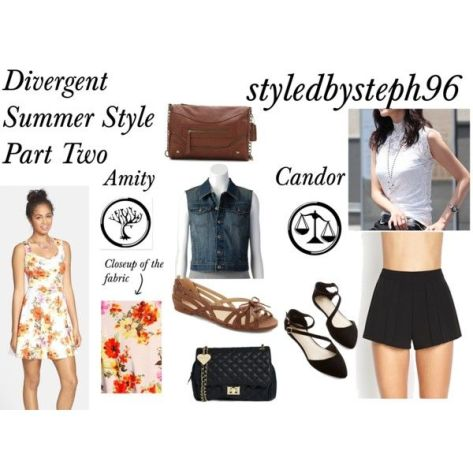 divergent summer style part two styledbysteph96