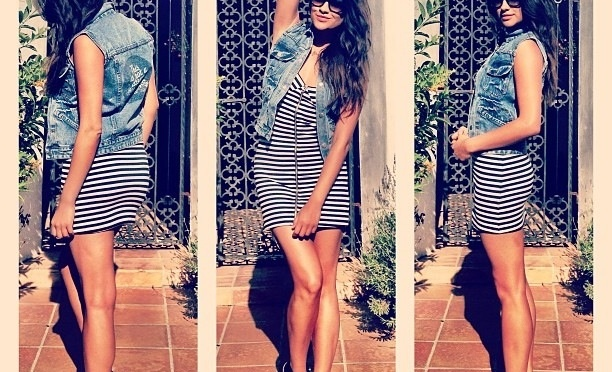 Steal That Style: Shay Mitchell