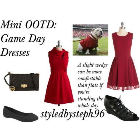 ootd, gameday with Jess, styledbysteph96