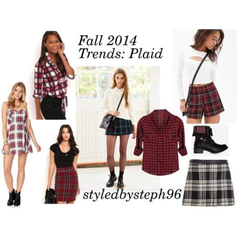 plaid moodboard
