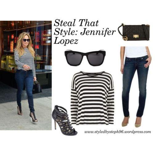 steal that style, jennifer lopez, styledbysteph96