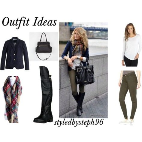 pinterest inspired outfits, preppy plaid