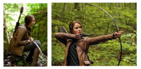 katniss everdeen outfit ideas, hunger games fashion, styledbysteph96