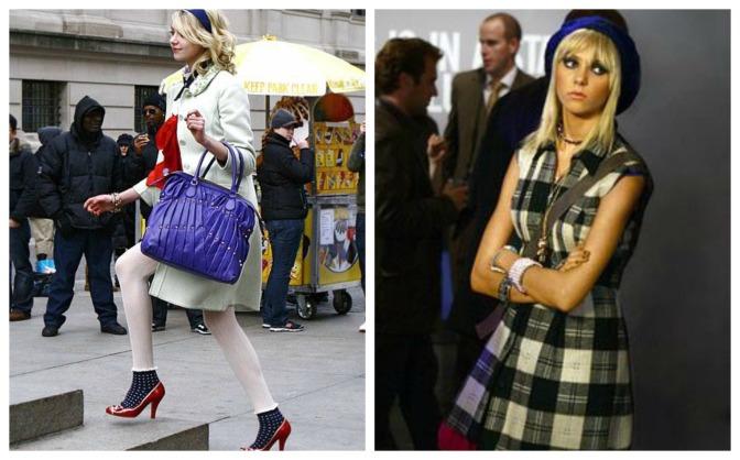 Gossip Girl Style: Jenny Humphrey