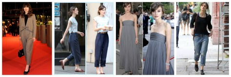 boyish figure, what not to wear, kiera knightly, celeb style, styledbysteph96