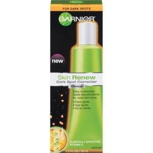 garnier, dark spot corrector, pinterest, monthly favorites, styledbysteph96