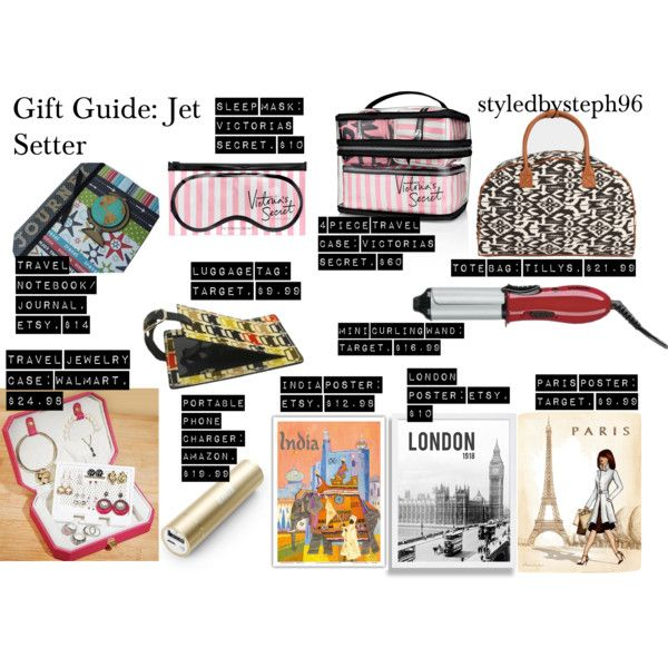 gift guide, christmas 2014, jet setter, travel, girly, styledbysteph96