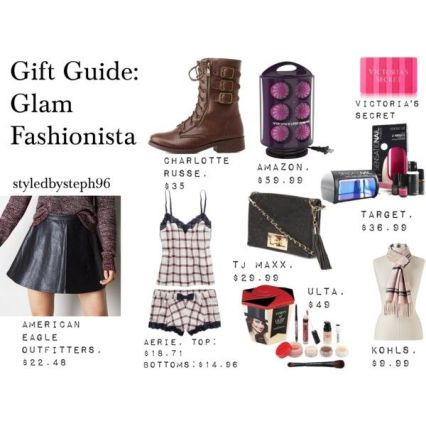 gift guide, glam, fashionista, christmas gifts, styledbysteph96