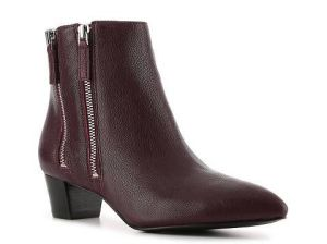 nine west, dsw, colored boots, plum, styledbysteph96, wardrobe essentials