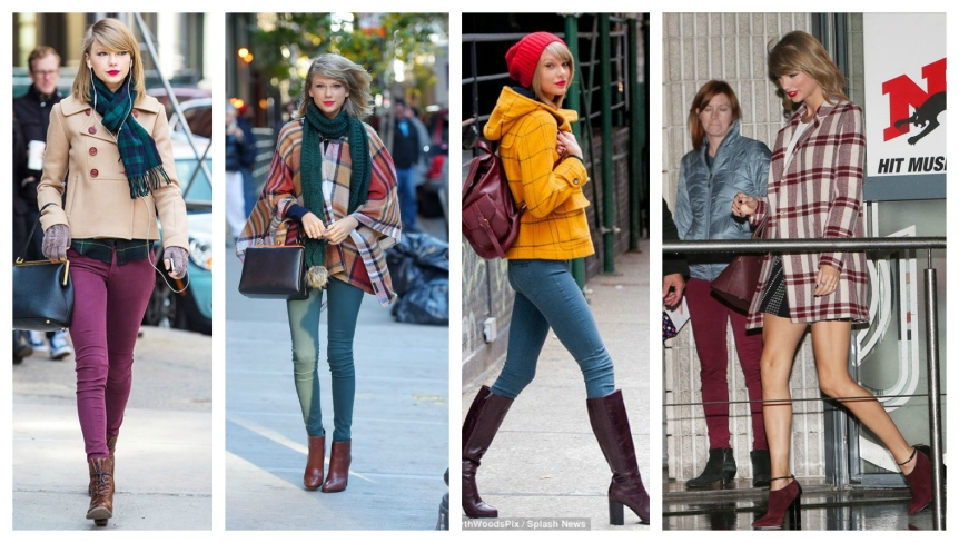 taylor swift, plaid outfits, fall style, style,  styledbysteph96, street style