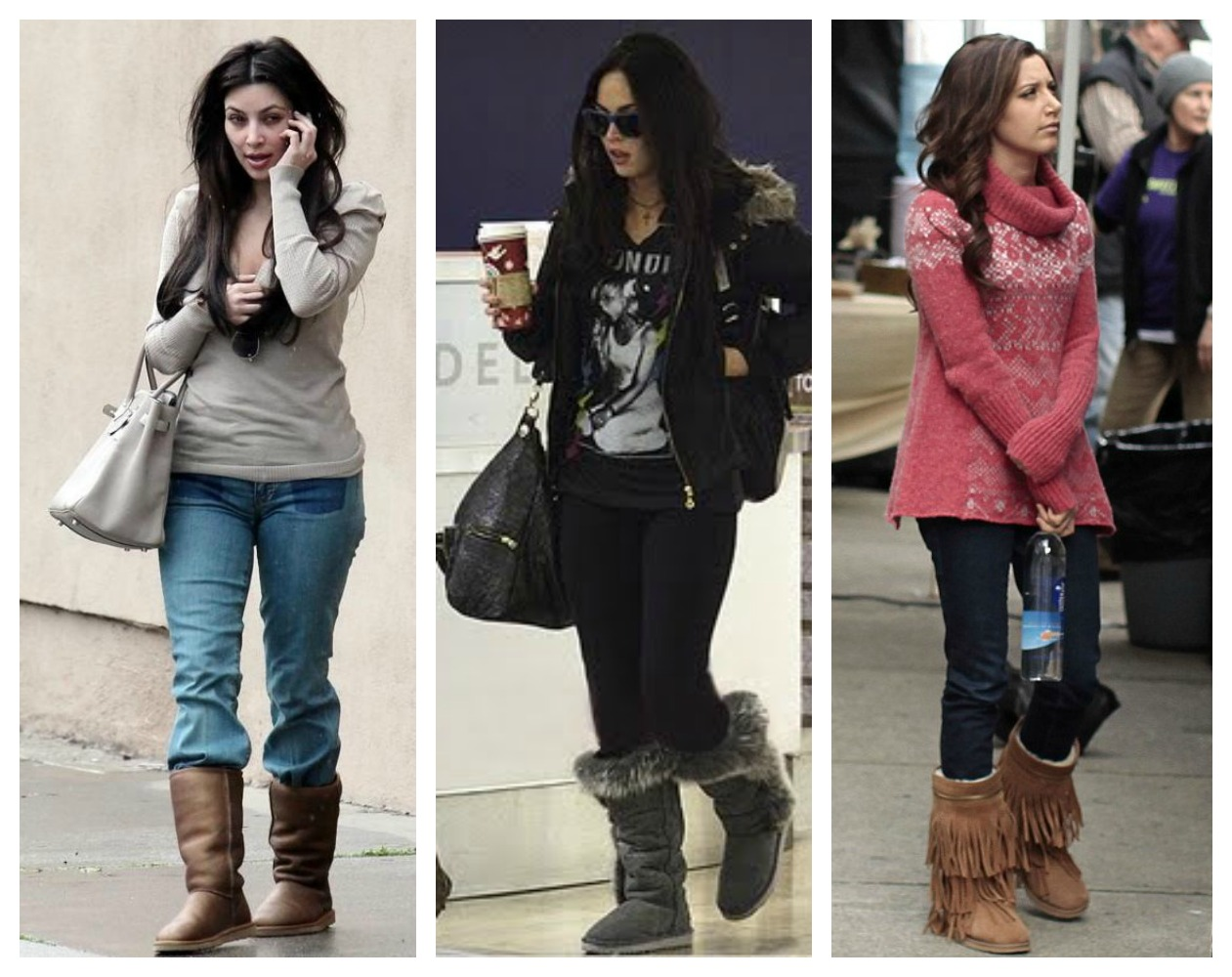 13456833eb Black Uggs Outfit Ideas