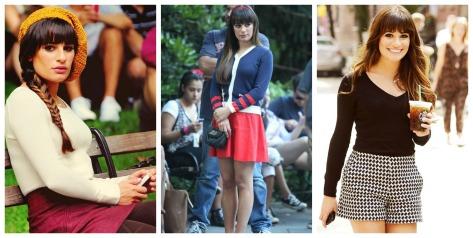 rachel berry, glee outfit ideas, styledbysteph96, lea michelle