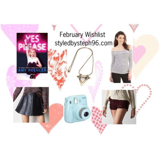 february wishlist, polyvore, red and pink, styledbysteph96