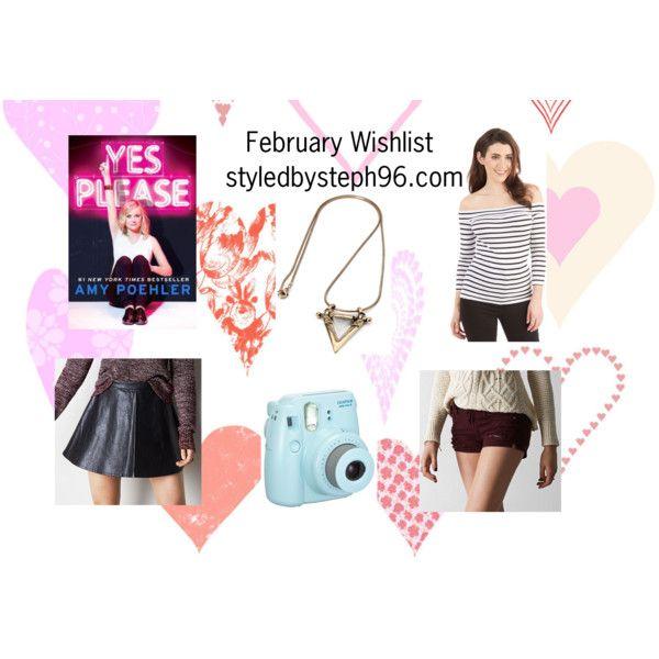 February Wishlist