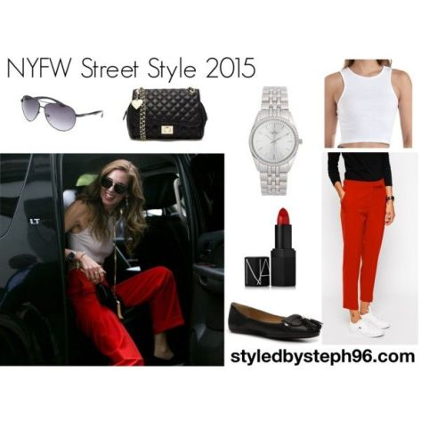 nyfw 2015, new york fashion week 2015, street style, outfit, fashion , styledbysteph96