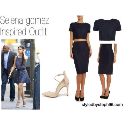 selena gomez inspired outfits, lace dress, classym elegant, coord, styledbysteph96
